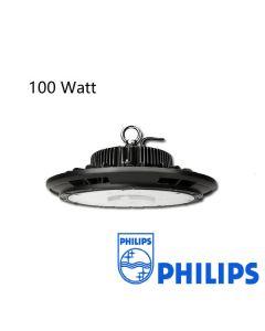 LED Hallenstrahler UFO 100W Dimmbar mit Philips Treiber 125L/W IP65