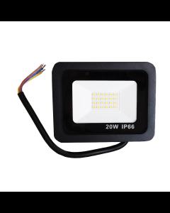 LED Fluter und Objektstrahler 20w 120L /W Wasserdicht IP66
