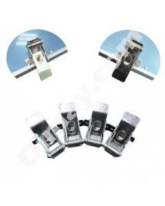 Montageclips für LED-Panel (für Gipskartondecken)