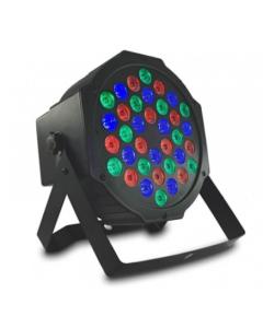 LED-Scheinwerfer MONTANA mit Fernbedienung und DMX